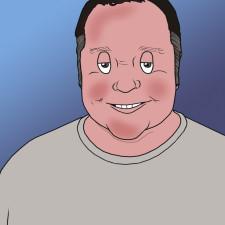 Eric comic