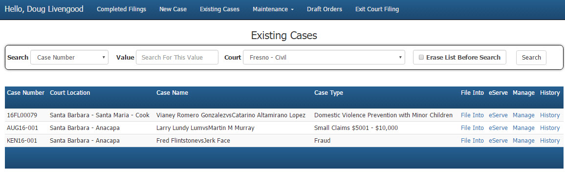 search-for-cases